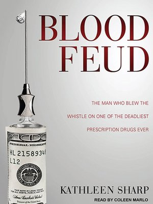 cover image of Blood Feud